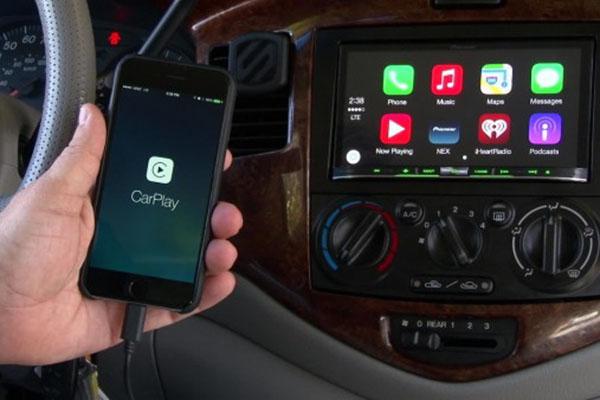 Carplay Android Auto 2013 Ford F150 Radio Active Car Audio